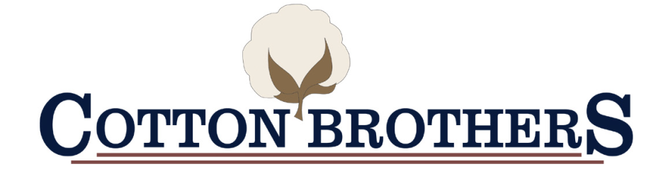 Cotton Brothers logo artwork